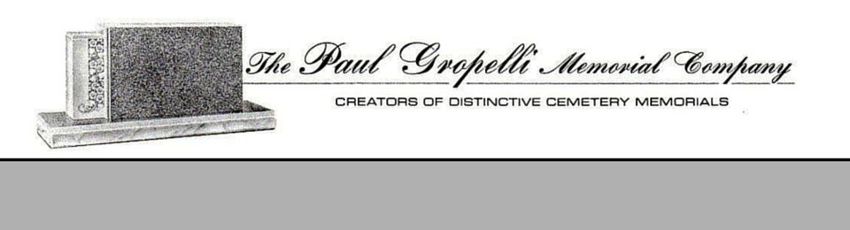 Paul Gropelli Memorial Co